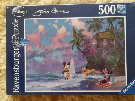 Disney - Mickey: Am Strand 500
