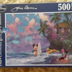 Disney - Mickey: Am Strand 500