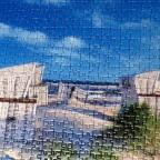Ravensburger 1000Teile Panorama Strandkörbe auf Sylt