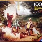 Spitzweg / Der Jugendfreund, 1000 Teile, Ravensburger