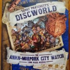 The Ankh-Morpork City Watch, 1000 Teile, Discworld Emporium