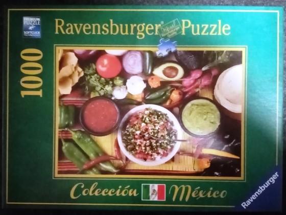 Salsas, Ravensburger, 1000 Teile