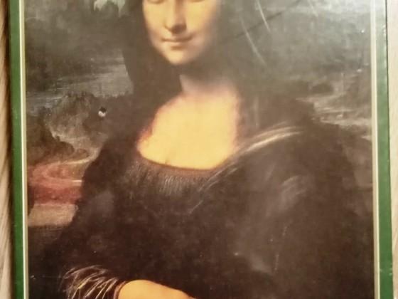 Mona Lisa, Schmidt Puzzle, 1200 Teile