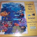 Under the sea-Sunsout-1000 Teile (reserviert)