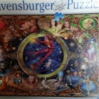 Tarot von Ciro Marchetti-Ravensburger-2000 Teile