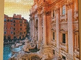 Trevi Brunnen, Rom 1530 Pieces ( Ravensburger Puzzle )