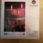 Wentworth Wooden Puzzle - ca 250 Teile - Kerzen
