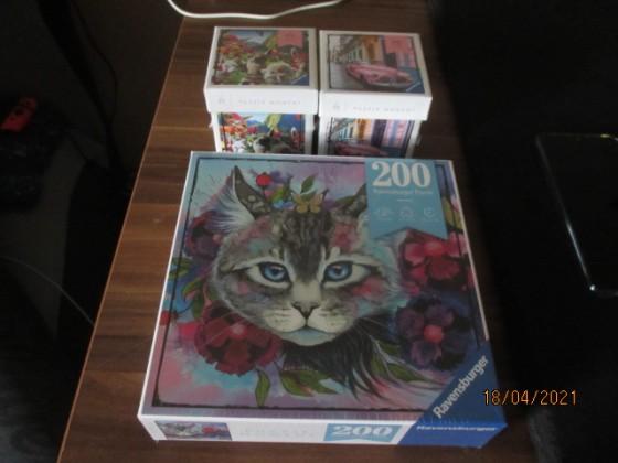 Ravensburger Cateye 200 , Ravensburger Cuba 99 , Ravensburger Lama 99