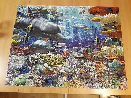 Unterwasserwelt 2000