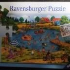 Freizeitspaß am See, Ravensburger, 2 x 20 Teile