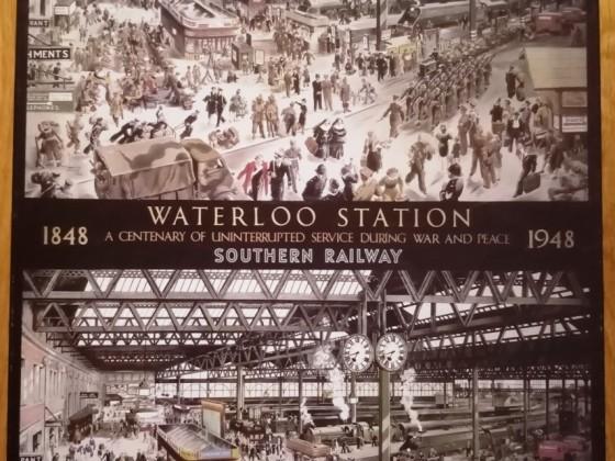 Waterloo Station 1848 - 1948, Gibsons, 1000 Teile