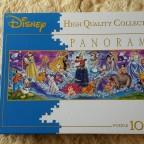 Disneyfamilie 1000 Panorama