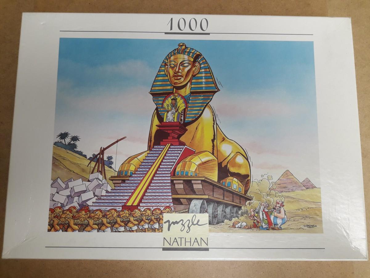 Asterix - Cleoparta 1000