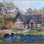 The Stoney Bridge Cottage by Dominic Davison 2000 Pieces ( KS Games )