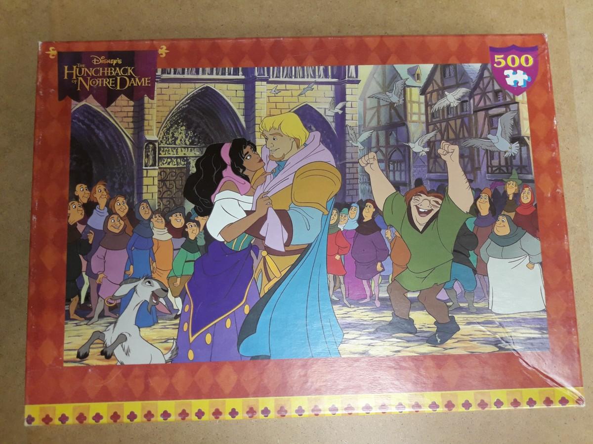 Disney - The Hunchback of Notre Dame 500