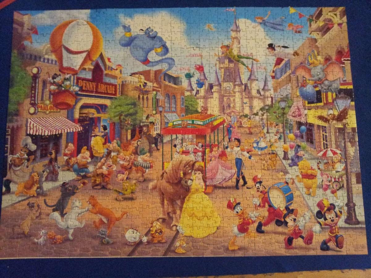 Disney Puzzle King 1000 Teile