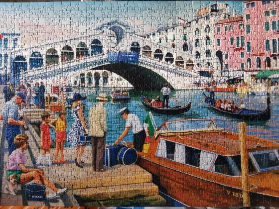 Ravensburger Venedig Vintage 1000 Teile
