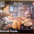 Im Ferienhaus, 1000 Teile, Schmidt
