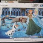 Disney Frozen Anna , Elsa, Kristoff , Olaf und Sven