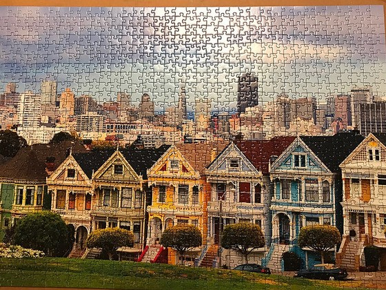 San Francisco by Leseratte37