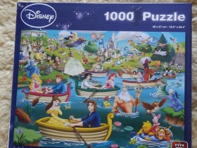 Disney on the Water 1000 King