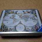Historische Weltkarte