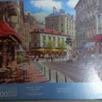 Rue de Soleil von Sam Park-WH Smith-1000 Teile (RESERVIERT)