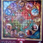 Mandala von Ciro Marchetti-ArtPuzzle-1000 Teile