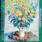 Jerusalem Artischkenblüten, Claude Monet-Eurographics-1000 Teile (OVP, Folie entfernt)