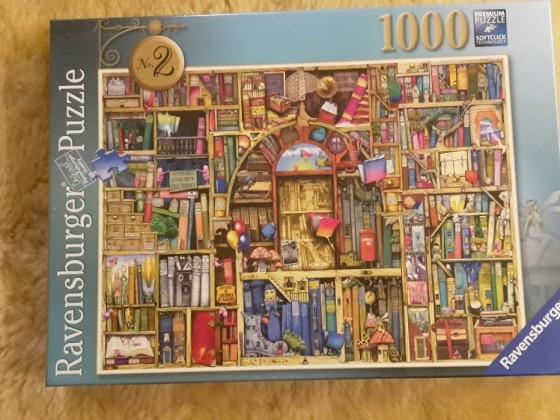 Bücherregal Nr. 2 1000