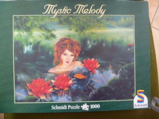 Schmidt Mystic melody Nixe
