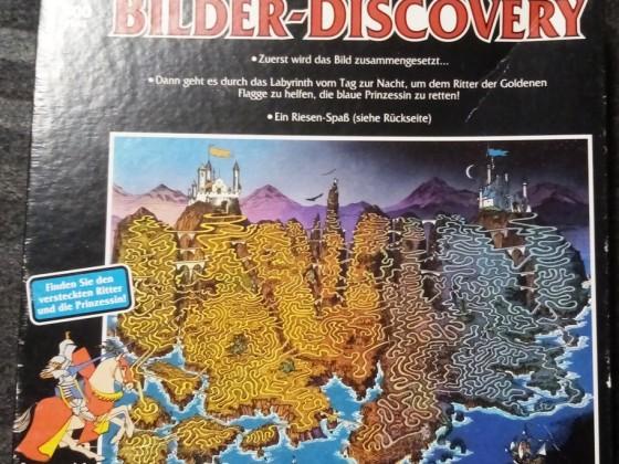 Sonnenreich und Schattenland, MB Bilder-Discovery, 500 Teile