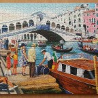 Venice by Kevin Walsh 1000 Pieces ( Ravensburger Puzzle )