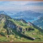 Uri, Switzerland 3000 Pieces ( Dino Puzzle )