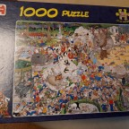 Der Tiergarten 1000