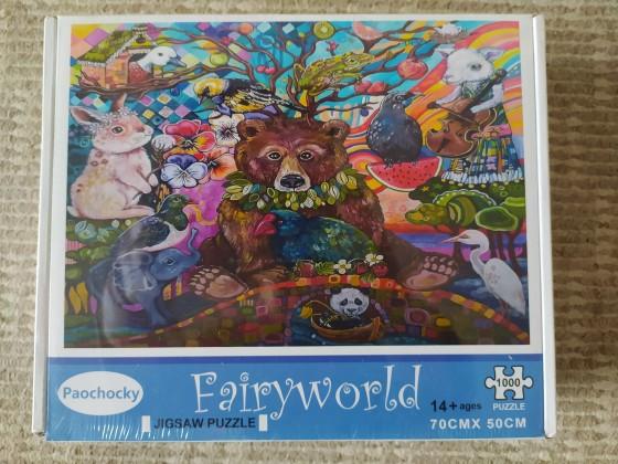 Fairyworld, 1000 Teile (Paochocky)