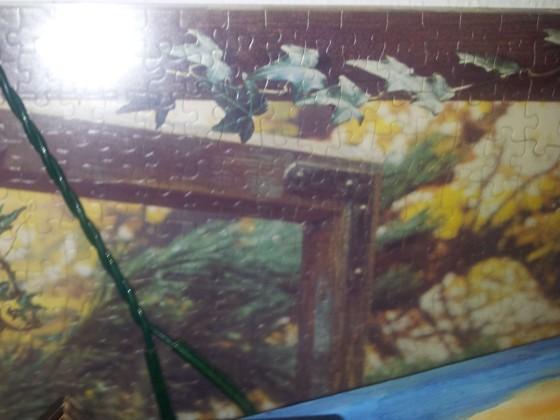 Unbekannt - Katze im Fenster vielleicht - 1000 Teile