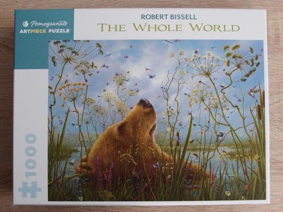 """""""The Whole World"""" (Robert Bissell) von Pomegranate"""
