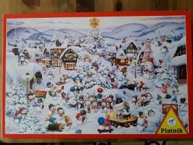 Weihnachtschor 1000