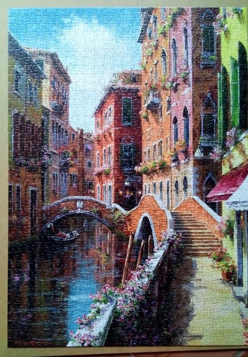 Venedig von Sam Park-Schmidt-1000 Teile