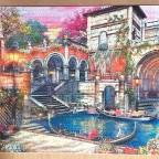 Venice Courtship by Dominic Davison 3000 pieces ( Educa Puzzle )
