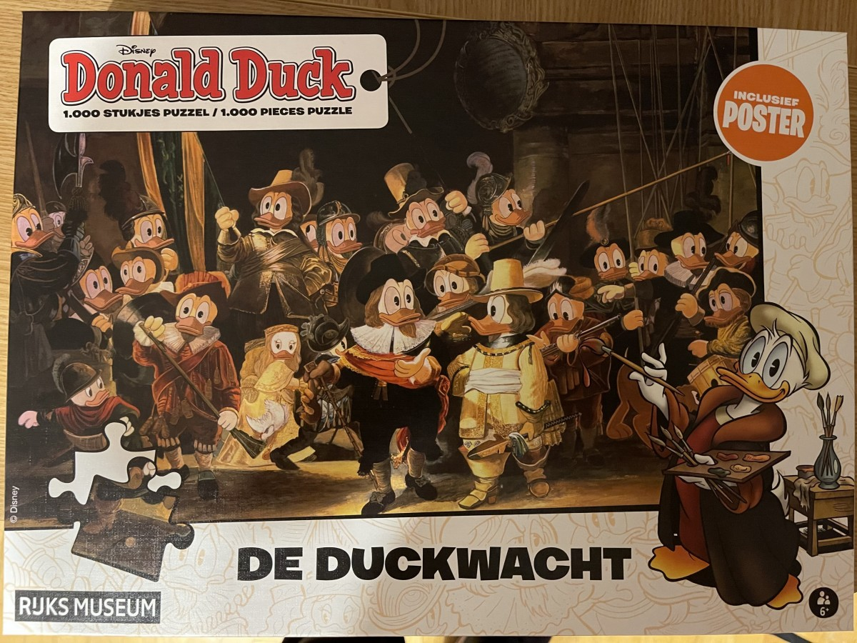 De Duckwacht