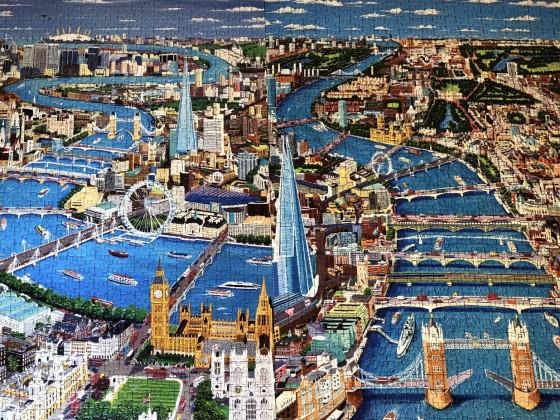 London x 2
