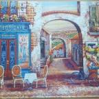 Le petit Cafe by John 'O Brien 4000 pieces ( Educa Puzzle )