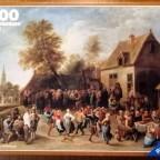 Terniers: Dorffest, 1000 Teile, Ravensburger