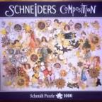 Schneiders Composition Wie im Himmel, 1000 Teile, Schmidt