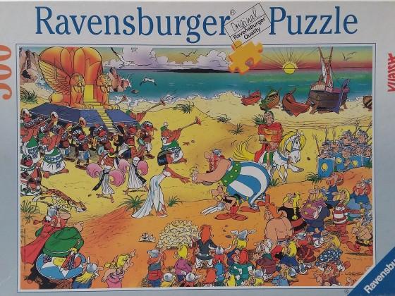 Caesar Junior, Ravensburger 14 501 0, 500 Teile, 1994