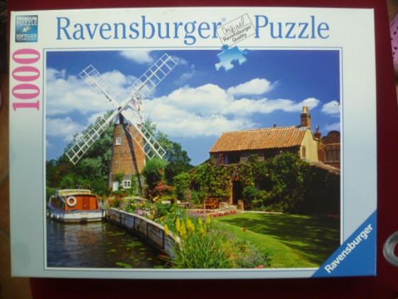 Ravensburger 15786 Malerische Windmühle