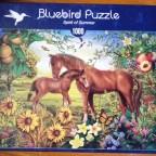 Spirit of Summer, 1000 Teile, Bluebird