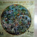The Millenium Time Tapestry Puzzle-500 Teile